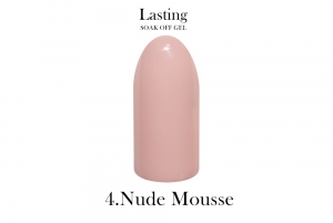 Lasting 04 Nude Mousse 15 ml