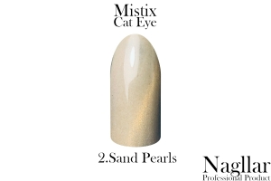 Mistix Cat Eye #02 Sand Pearls 15 ml