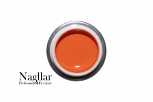 "Color Gel 04 ""Pulm Orange"""