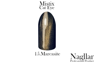 Mistix Cat Eye #15 Marcasite 15 ml