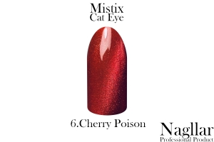 Mistix Cat Eye #06 Cherry Poison 15 ml