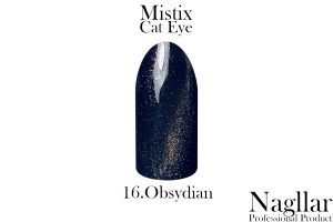 Mistix Cat Eye #16 Obsydian 15 ml