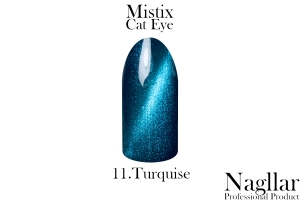 Mistix Cat Eye #11 Turquise 15 ml